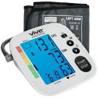 Digital Blood Pressure Monitor Silver
