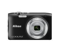 Coolpix S2900 (Black)