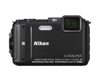 Coolpix AW130  (Black)