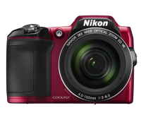 Coolpix L840 (Red)