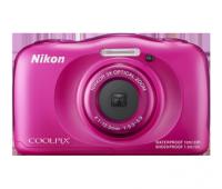 COOLPIX S33 (Pink)