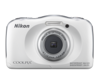 COOLPIX S33 (White)