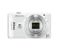 COOLPIX S6900 (White)