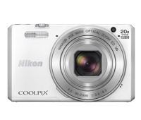 COOLPIX S7000 (White)