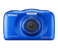 COOLPIX S33 (Blue)