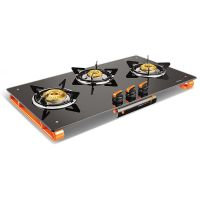 Air Plus 3 Burner - Auto Ignition