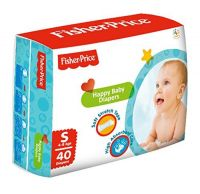 Fisher Price Happy Baby Diapers Small