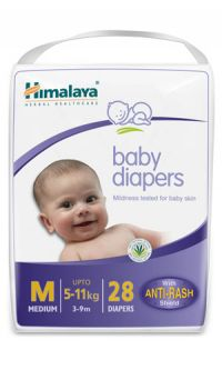 Baby Medium Size Diapers
