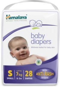 Baby Small Size Diapers