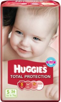 Total Protection Small Size Diapers