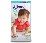 Libero Open Extra Large Size Diapers