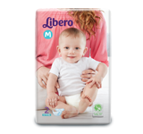 Libero Open Medium Size Diapers