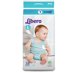 Libero Open Large Size Diapers