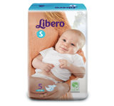 Libero Open Small Size Diapers