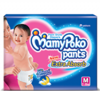 Pant Style Diaper Medium