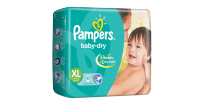 Baby dry Diapers Extra Large Size