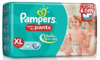 Extra Large Size Diaper Pants