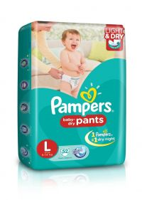 Large Size Diaper Pants
