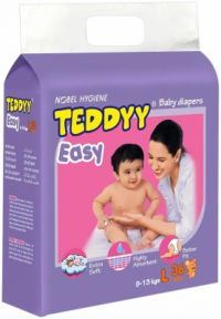 Teddyy Easy Baby Large Size Diaper