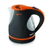 Pigeon Egnite EG1200 1.2-Litre Electric Kettle (Black/Orange)