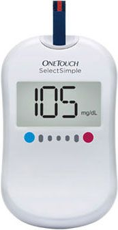 Select Simple Glucometer