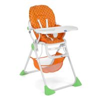 Chicco Pocket Lunch High Chair - Mango