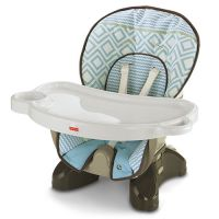 SpaceSaver High Chair – Teal Tempo