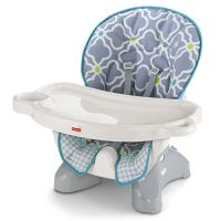 SpaceSaver High Chair – Morning Fog