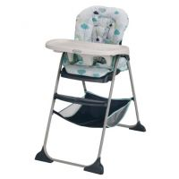 Graco Slim Snacker High Chair - Stratus