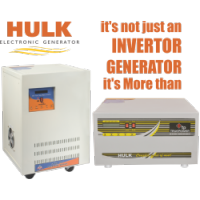 High Capacity Sine Wave UPS Hulk Series 15KVA, 180V Static