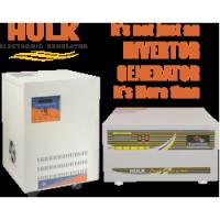 High Capacity Sine Wave UPS Hulk Series 3KVA, 48V Static