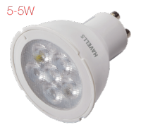 Adore LED 5.5 Watts GU10 Pearl (Cool) White Bulb