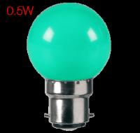 Lumeno LED 0.5 Watt Ball - Green