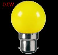 Lumeno LED 0.5 Watt Ball - Yellow
