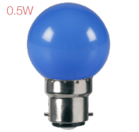 Lumeno LED 0.5 Watt Ball - Blue