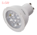 Adore LED 5.5 Watts GU10 Warm White Bulb