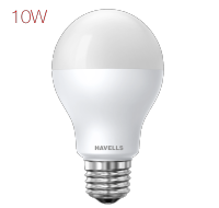LED 10W E27 Warm White