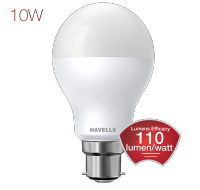 LED 10W B22 Cool Daylight