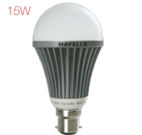 LED 15W B22 Warm White