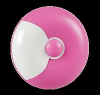 Plug-In Round Pink 0.5 W