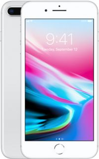 iPhone 8 Plus (Silver) 64 GB