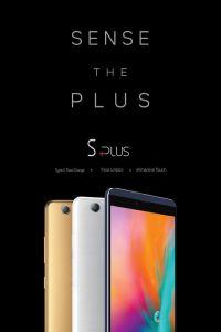 S Plus Gold