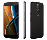 Moto G, 4th Gen (16 GB, Black)