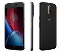 Moto G Plus, 4th Gen (16 GB, Black)