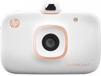 Sprocket 2-in-1 Portable Photo Printer & Instant Camera