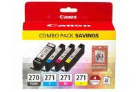 PGI-270/CLI-271 Combo Ink Pack