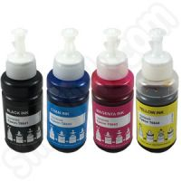 Multipack of Compatible Epson T664 Ink Bottles