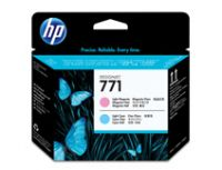 HP 771 Light Magenta-Light Cyan Designjet Printhead
