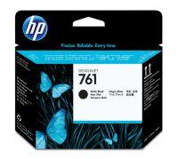 HP 761 Matte Black-Matte Black Designjet Printhead