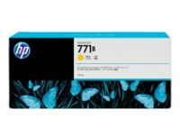 HP 771B 775-ml Yellow Designjet Ink Cartridge